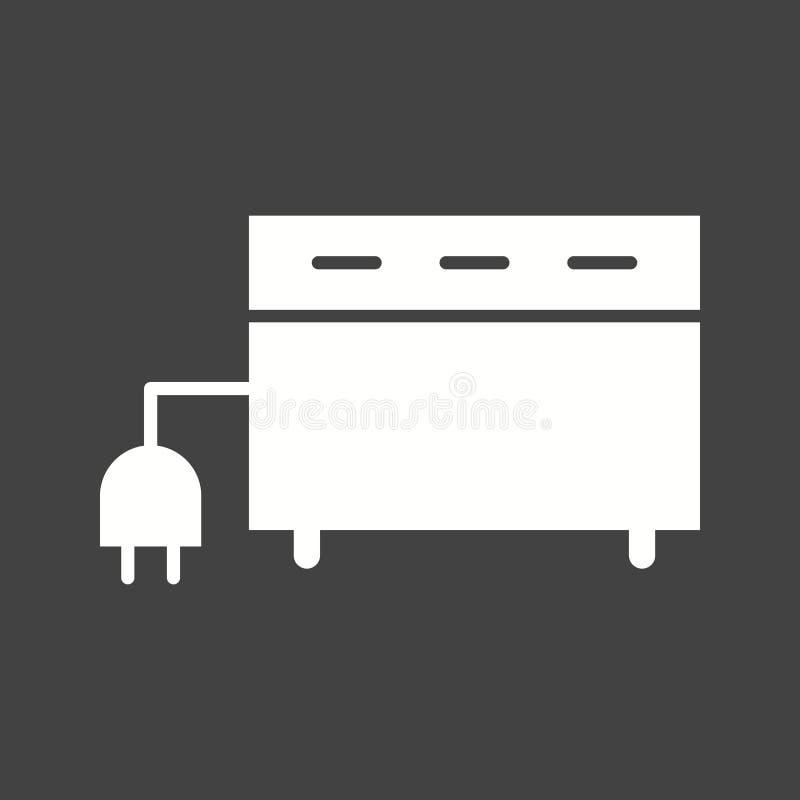 convecteur illustration de vecteur