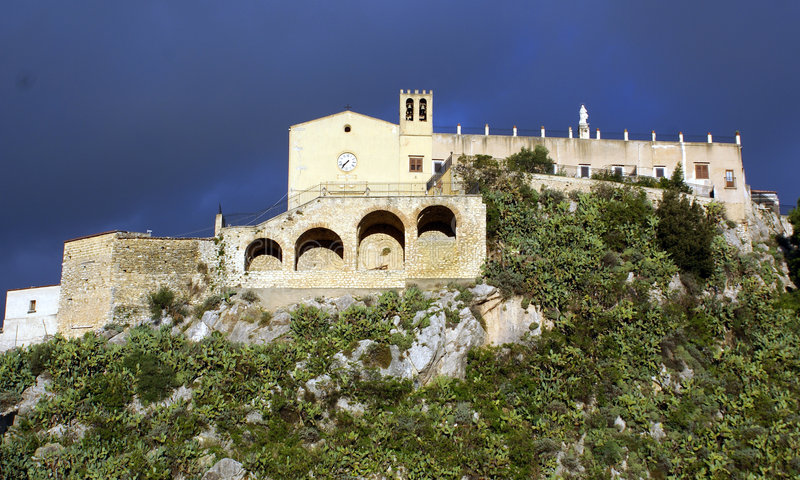 Download Convent in marineo stock photo. Image of ancient, convent - 7085976