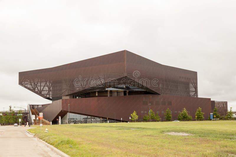 Convention Center em Irving, Texas foto de stock