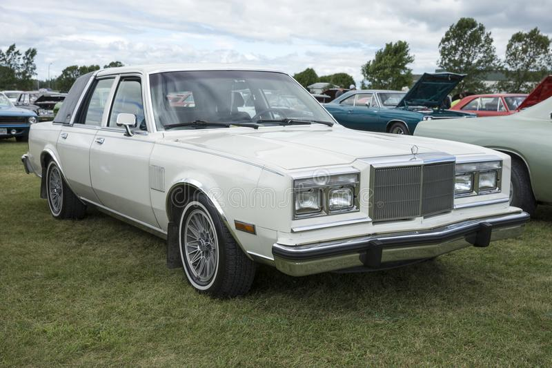 Chrysler lebaron 1 stock photo
