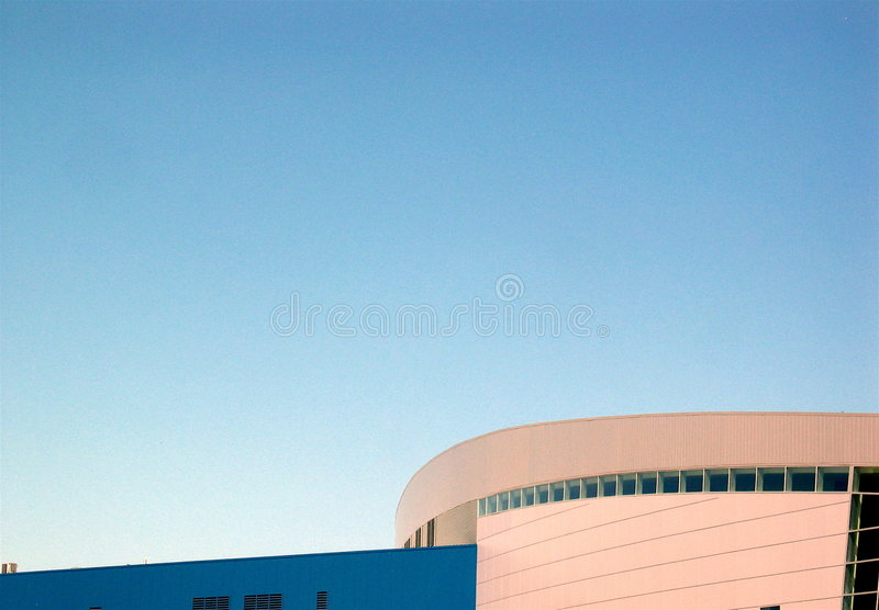 Convention Sky Stock Photography