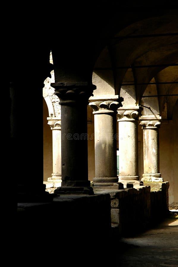 Convento immagine stock