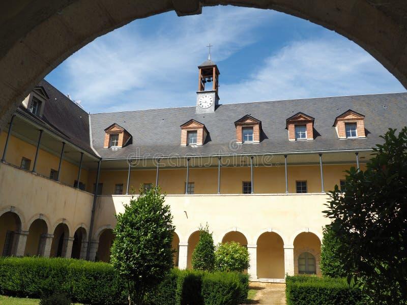 Convento anterior del Ursulines imagen de archivo libre de regalías