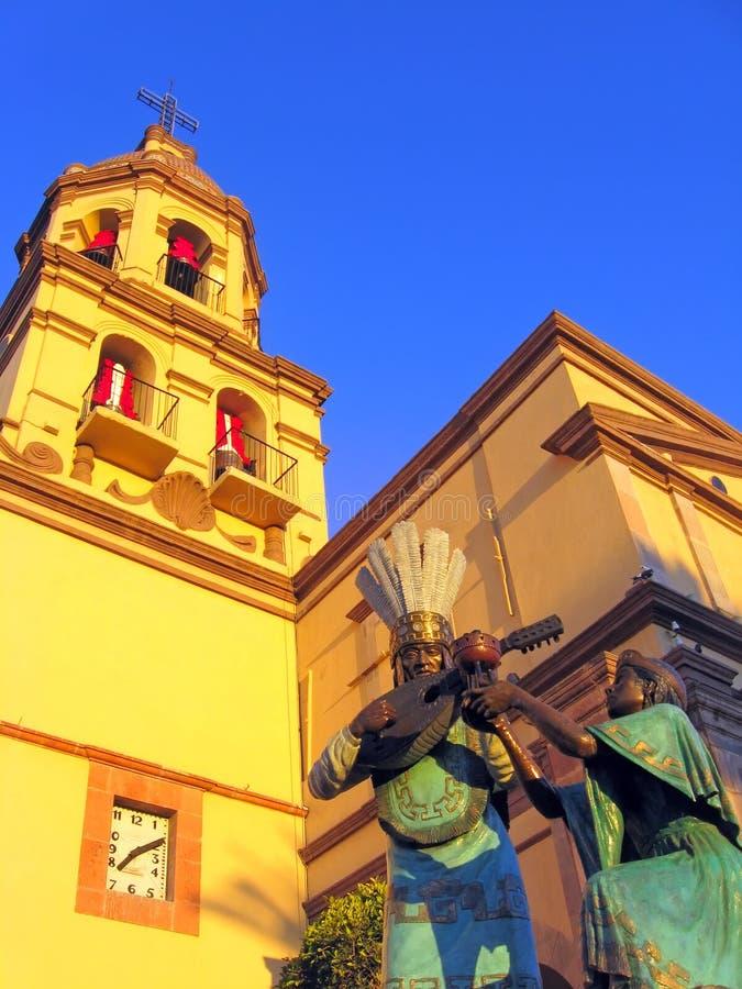 Convento da cruz foto de stock