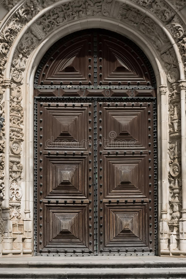 Download Convento de Cristo stock image. Image of christianity - 22865221