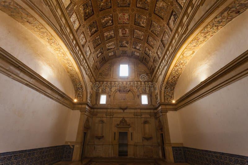 Convento de Cristo fotografía de archivo
