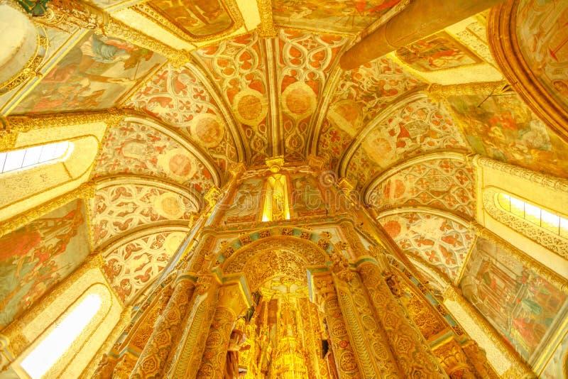 Convento de Cristo Charola imágenes de archivo libres de regalías