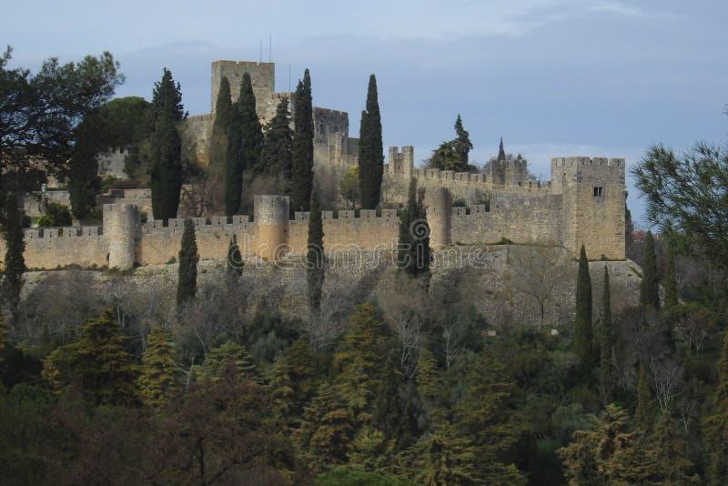 Convento de Cristo Tomar Portugal fotografía de archivo