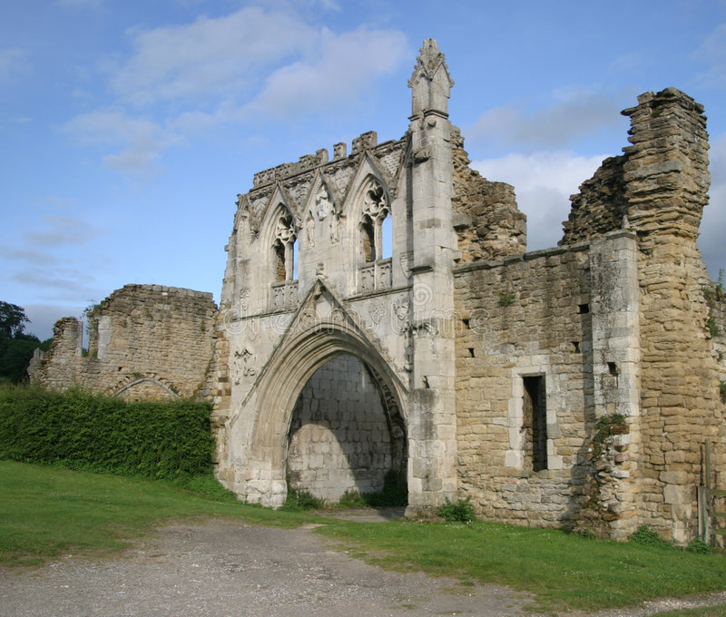 Convento De Kirkham Fotos de Stock Royalty Free
