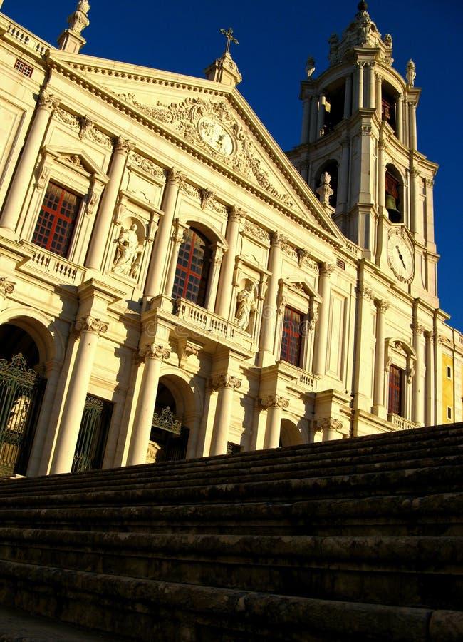 Convento DE Mafra 08 royalty-vrije stock afbeelding