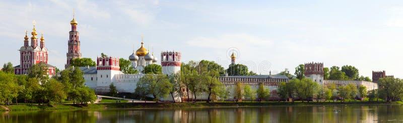 Convento de Novodevichy imagen de archivo