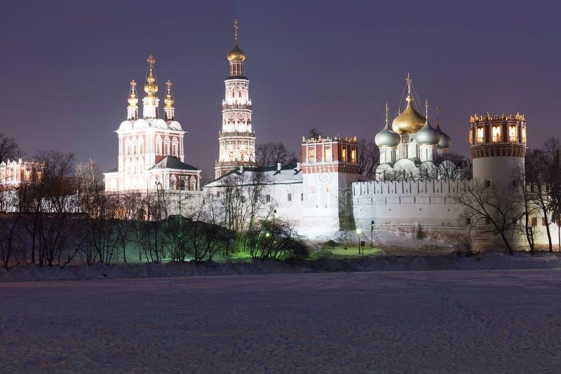 Convento de Novodevichy fotografía de archivo libre de regalías