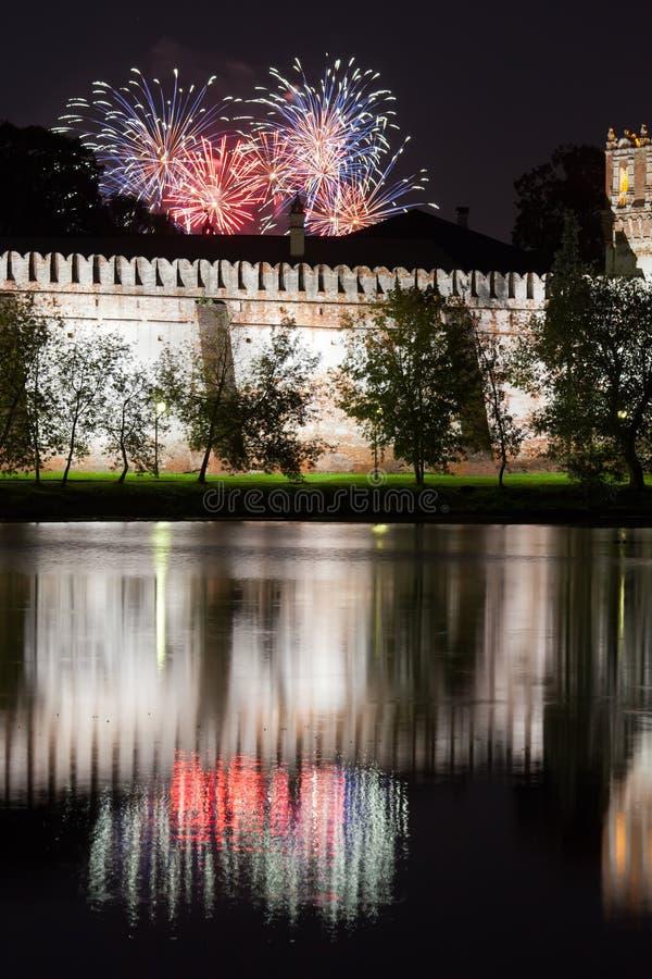 Convento de Novodevichy fotos de archivo