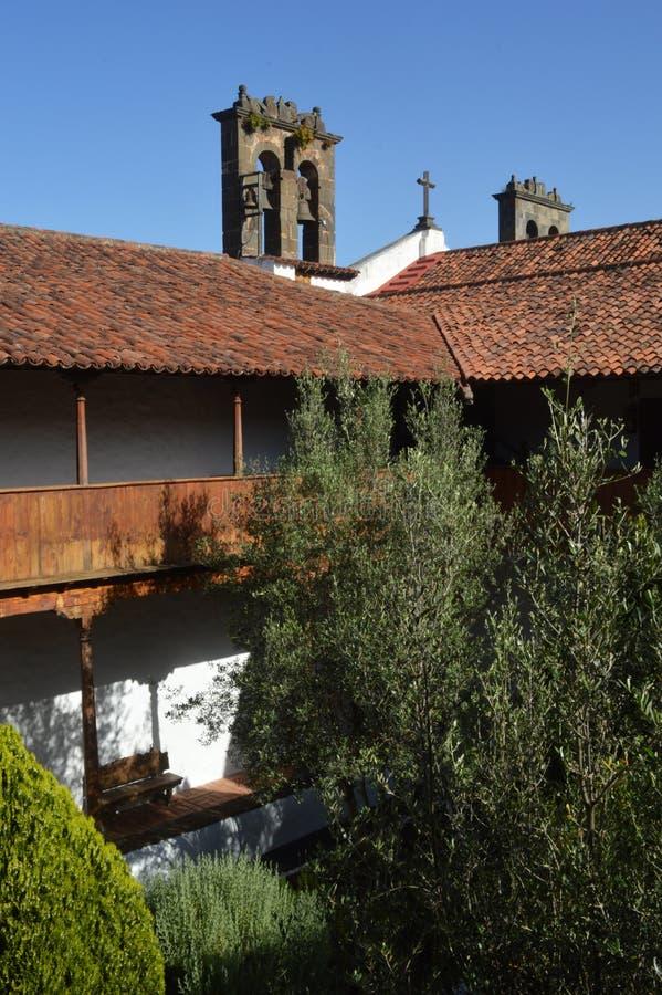 Convento de San Agustin fotografia de stock royalty free