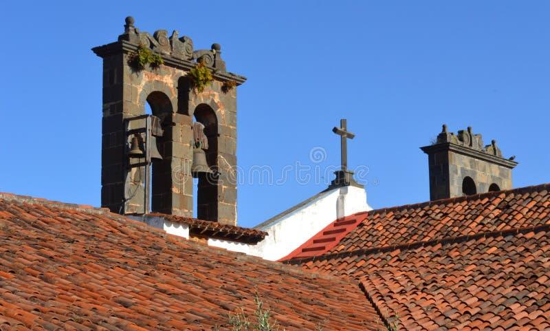 Convento de San Agustin fotografía de archivo libre de regalías