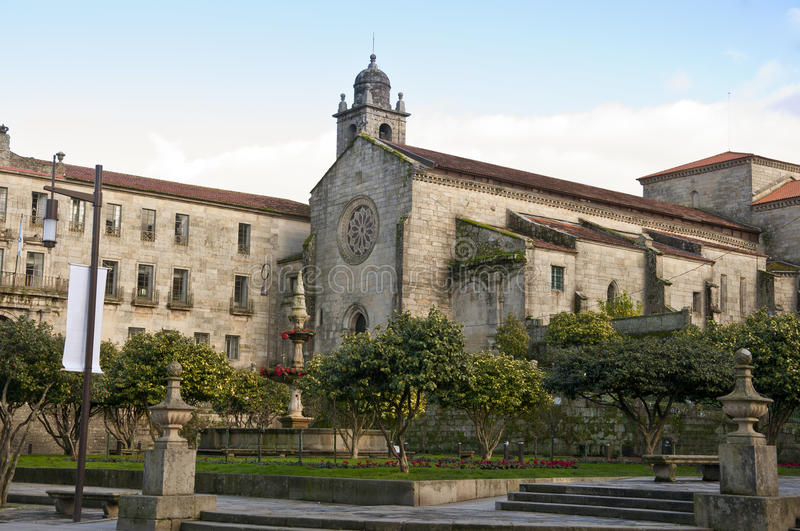 Convento de San Francisco imagem de stock royalty free