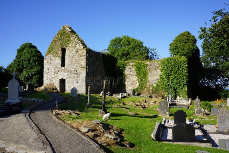 Convento di frati di Killydonnell fotografia stock libera da diritti