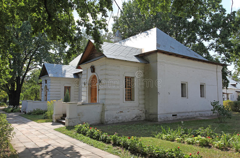 Convento di Novodevichiy, Mosca fotografie stock