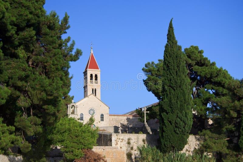 Convento domenicano fotografie stock libere da diritti
