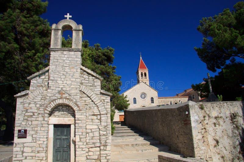 Convento domenicano fotografia stock