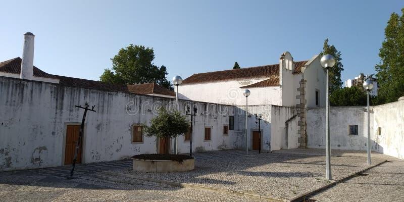 Convento Madre de Deus da Verderena, Barreiro, Portogallo fotografie stock libere da diritti