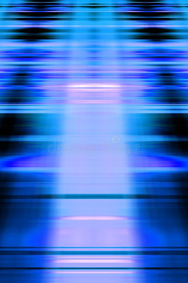 Converging blurred lines background royalty free stock photos