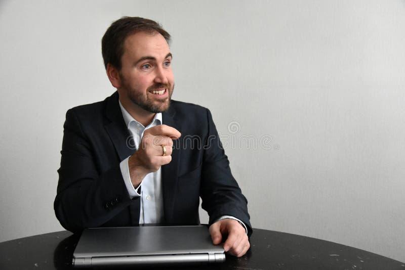 Conversação das vendas fotos de stock