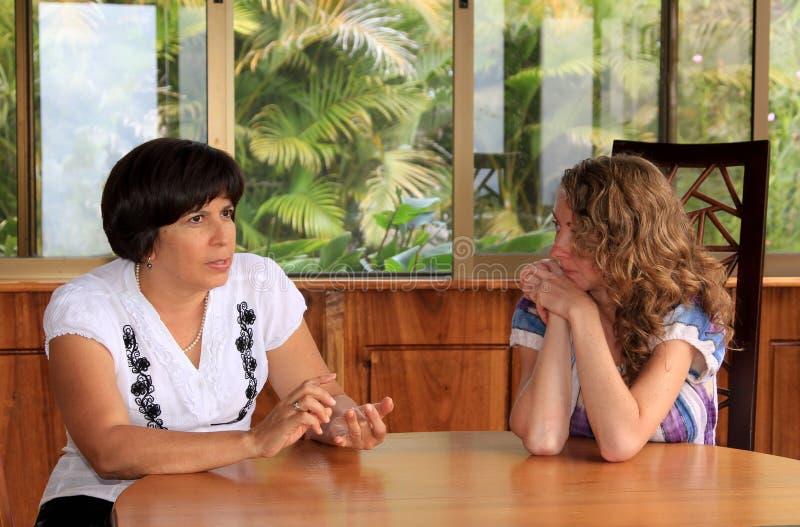 Download Conversation stock photo. Image of woman, rica, conversation - 19713800