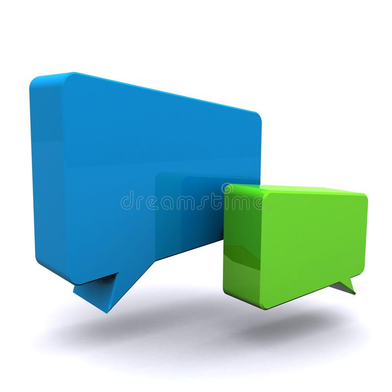 Conversation Royalty Free Stock Photos