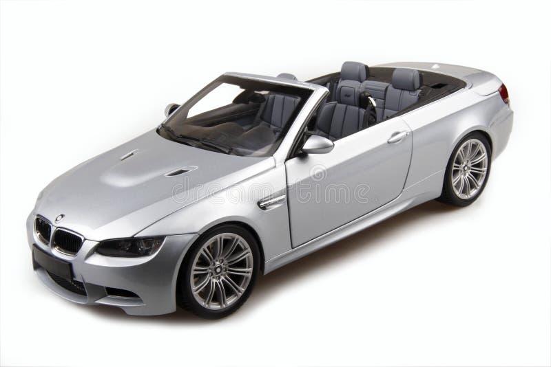 Convertibel BMW M3 stock foto
