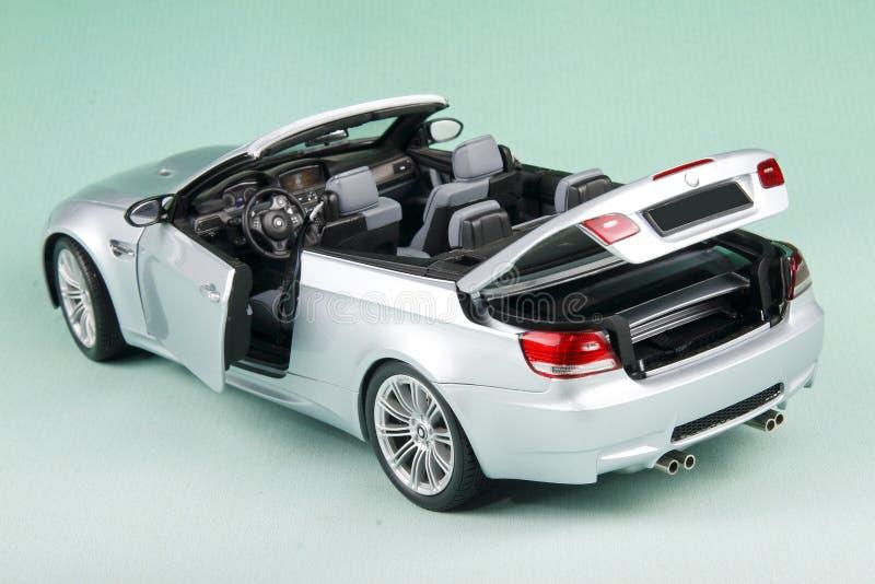 Convertibel BMW M3 stock foto's