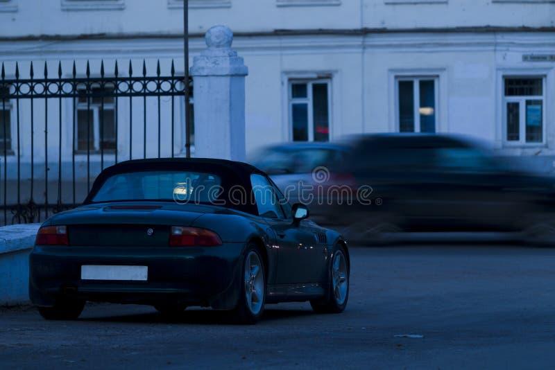Convertibele auto stock foto's