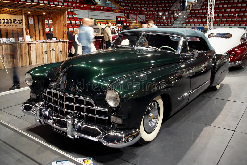 Convertible 1948 de Cadillac foto de stock royalty free