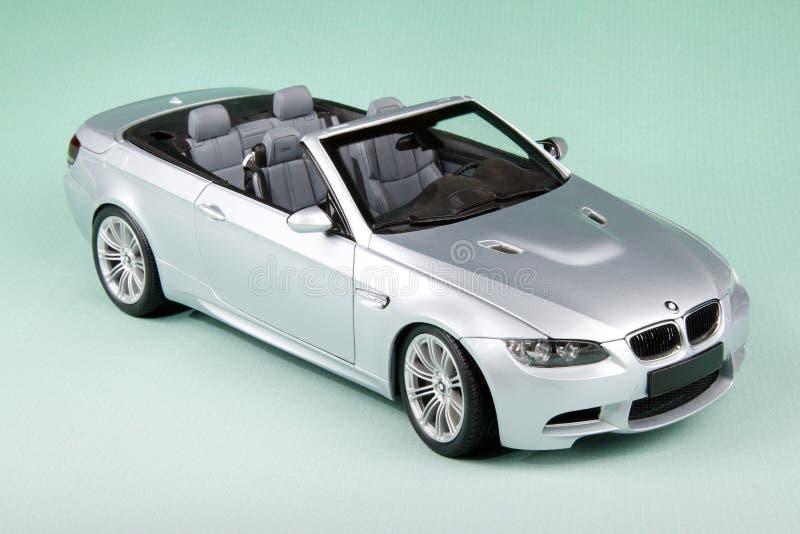 Convertible de BMW M3 imágenes de archivo libres de regalías