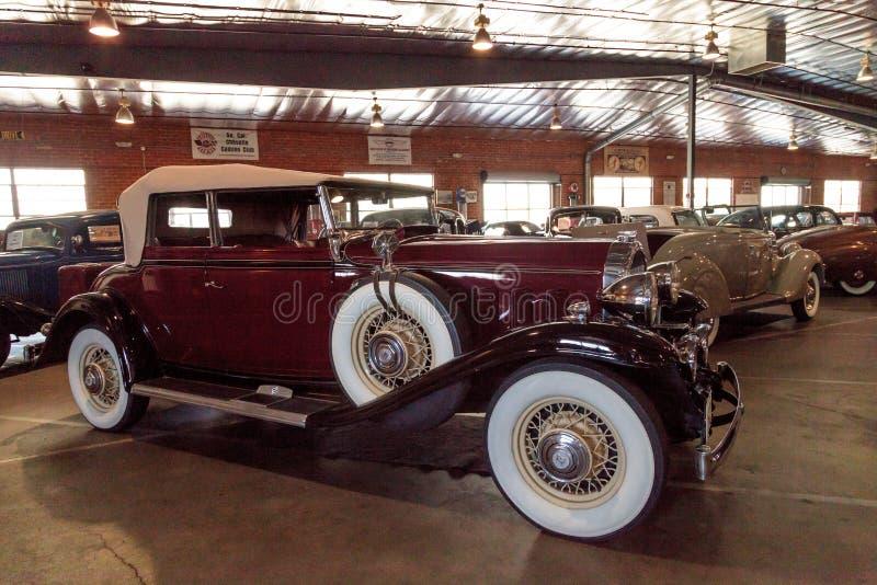 Convertible 1932 de Buick fotografia de stock royalty free