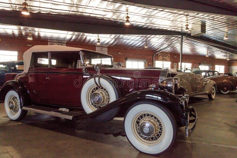 Convertible 1932 de Buick imagens de stock royalty free