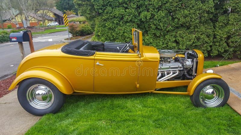 convertible 1932 de cabriolet 3 photographie stock