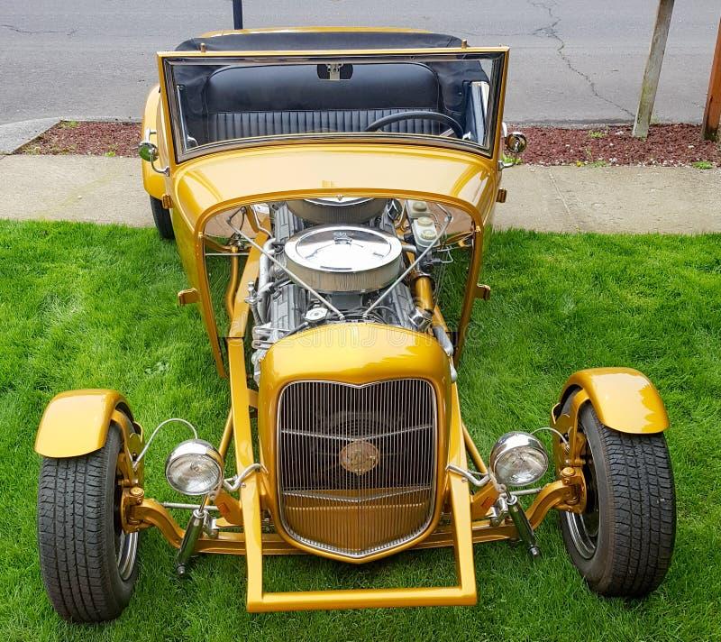 convertible 1932 de cabriolet 4 photo stock