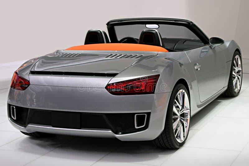 Convertible Sports Car stock photos