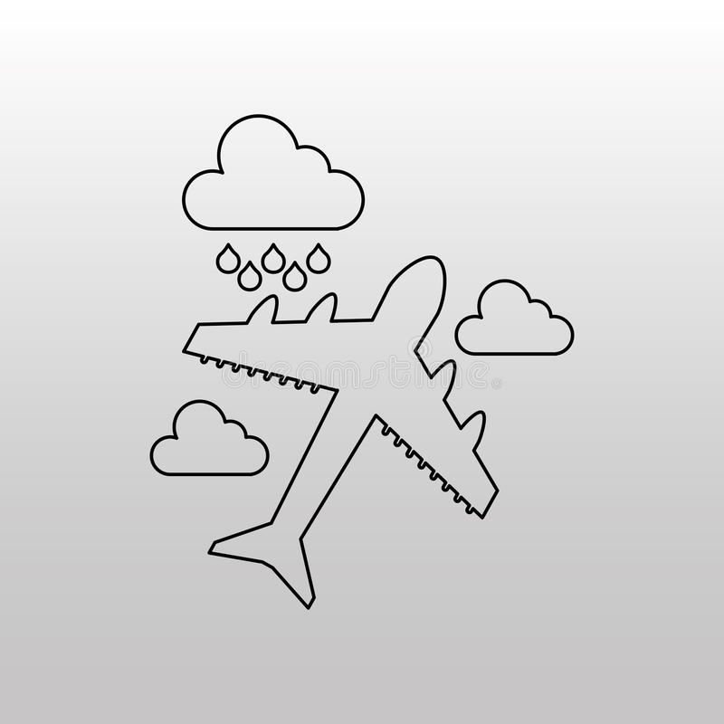 Conveyance concept design. Illustration eps10 graphic vector illustration