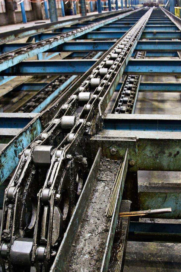 Free Conveyor Belt Royalty Free Stock Photos - 38168018