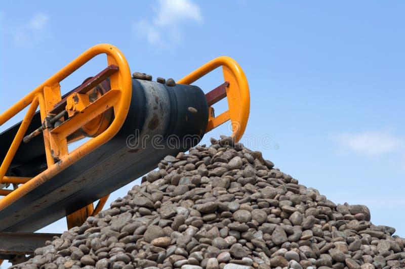 Conveyor Belt stock image