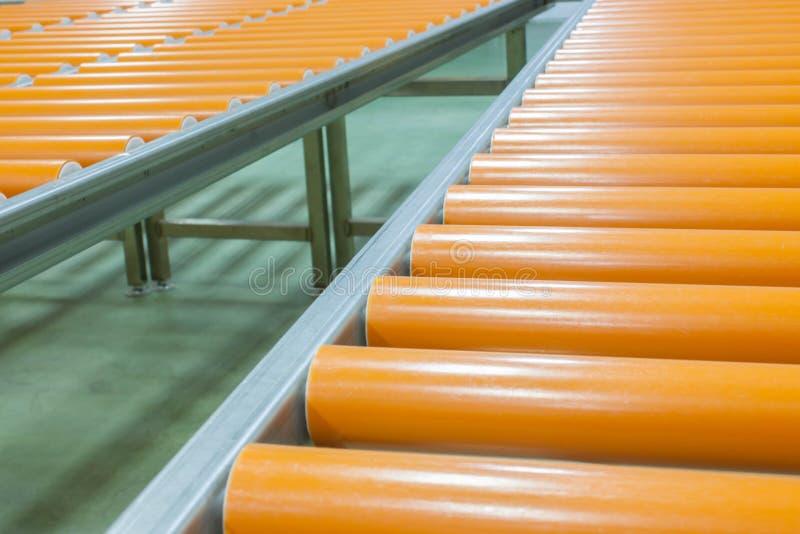 Conveyor belts stock photos