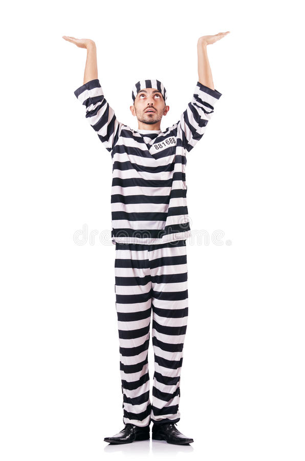 Download Convict criminal stock image. Image of inmate, cuff, jailbird - 29210043