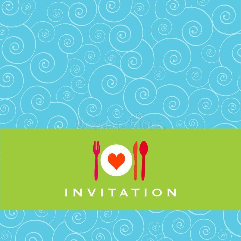 Convite do jantar