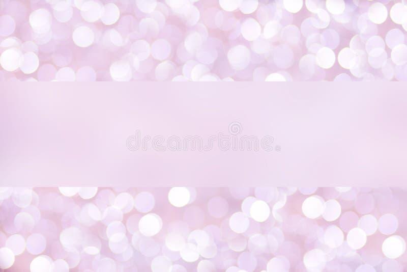 Convite - festivo imagem de stock