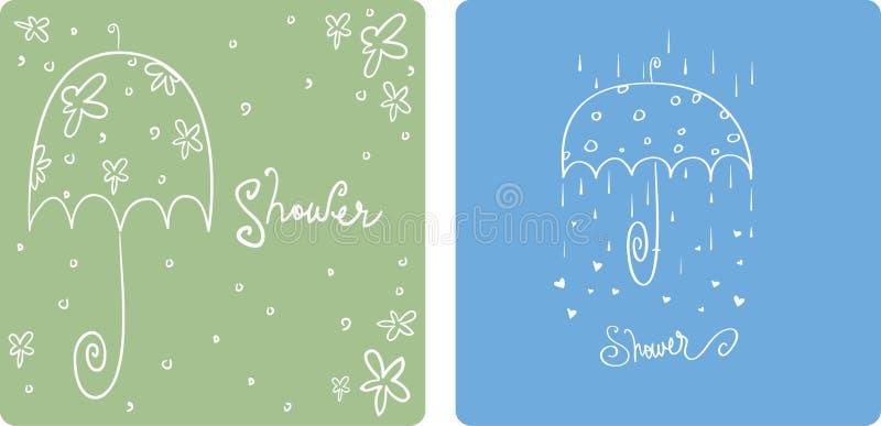 Convites do chuveiro