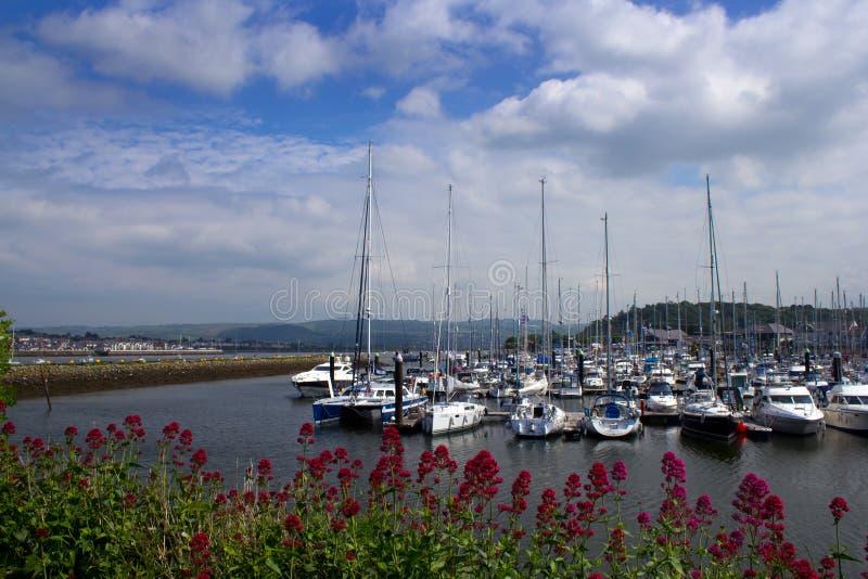 Conway Marina stockbilder