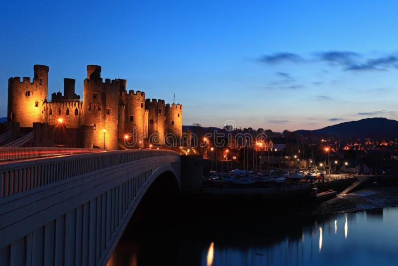 Download Conwy城堡 库存图片. 图片 包括有 展望期, 本质, 出海口, 堡垒, 地标, beautifuler - 30328573