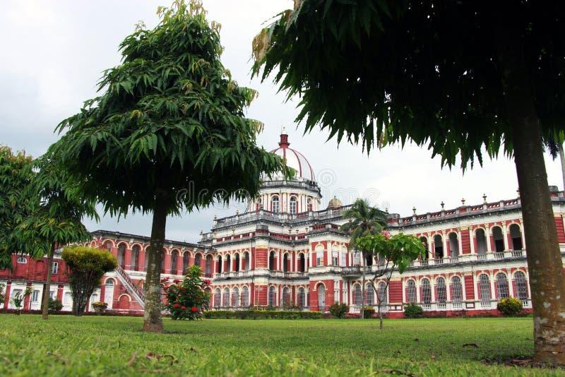 Cooch Behar Palace, igualmente chamado Victor Jubilee Palace foto de stock